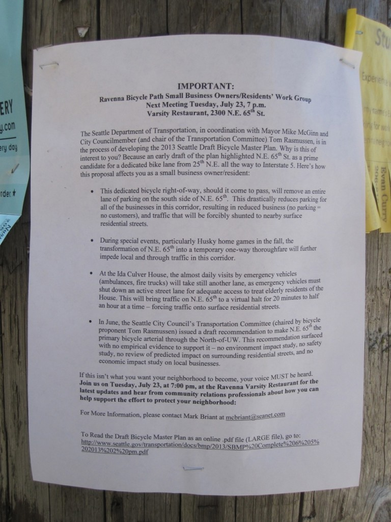 Flyer about the meeting up just outside the Ravenna Varsity. Click the image to see the full version (6.4 MB file).