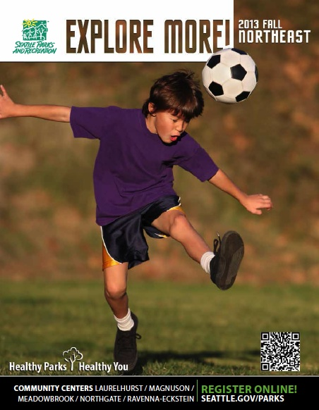 BEHOLD: The Northeast Seattle Parks and Recreation Fall 2013 Brochure. Click to download the 2.95 MB PDF.
