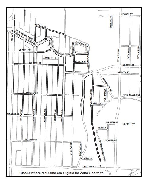 SDOT map of RPZ 6. Click to see the map in color (PDF)