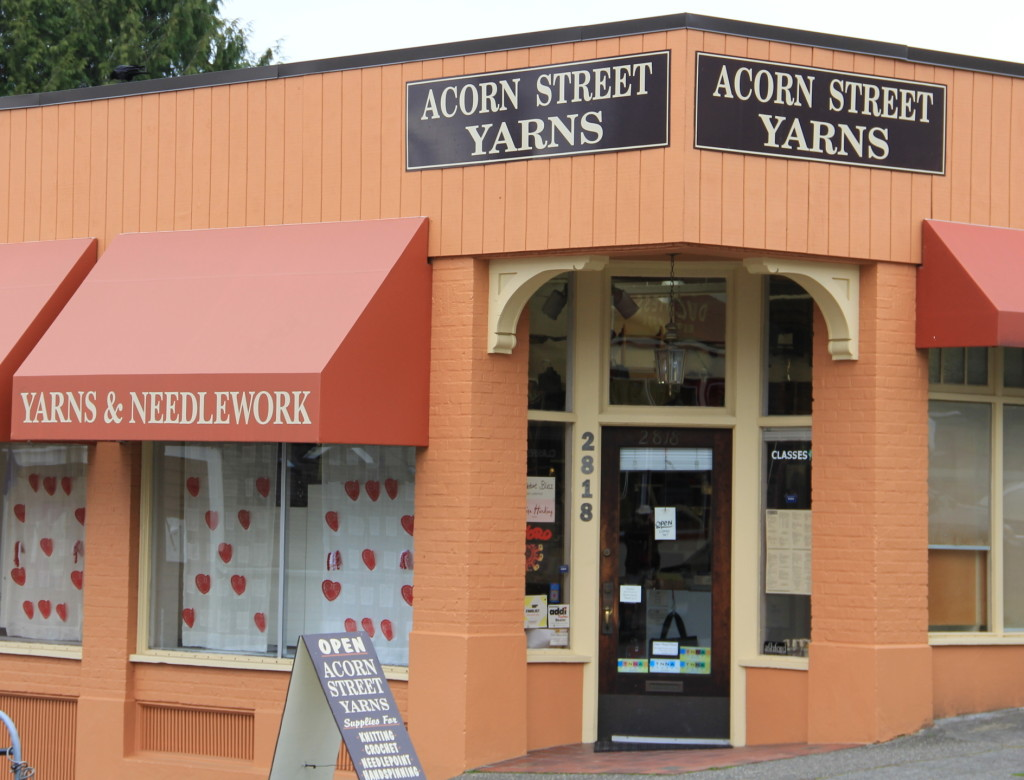Acorn Street Shop in early 2012.