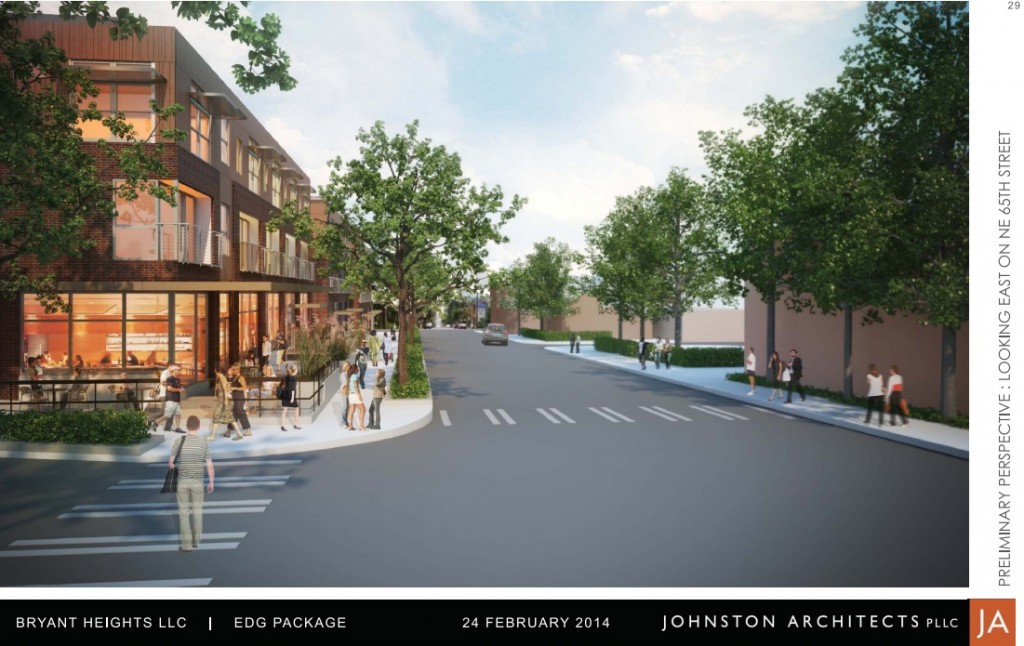 Page 29 from the Early Design Review #2 presentation of Bryant Heights (click to enlarge)