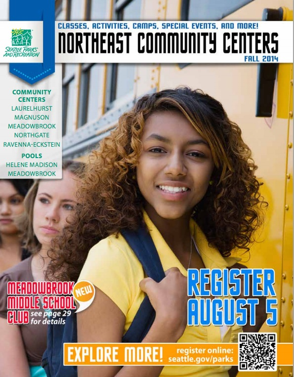 Fall 2014 Northeast Community Centers brochure (click to download the 4.8 MB PDF).